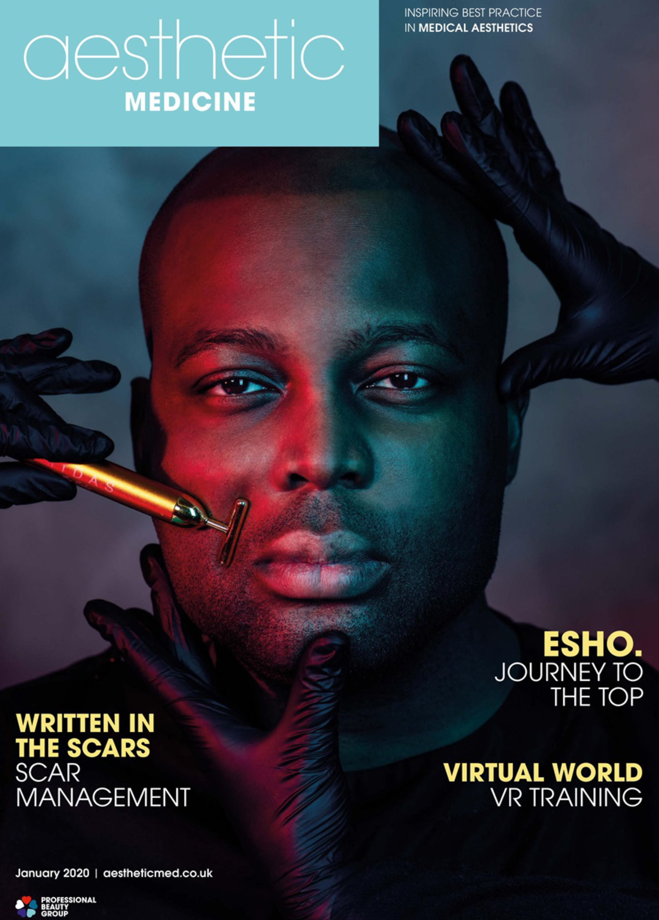 Aesthetic Medicine January 2020 | Powered by Pocketmags